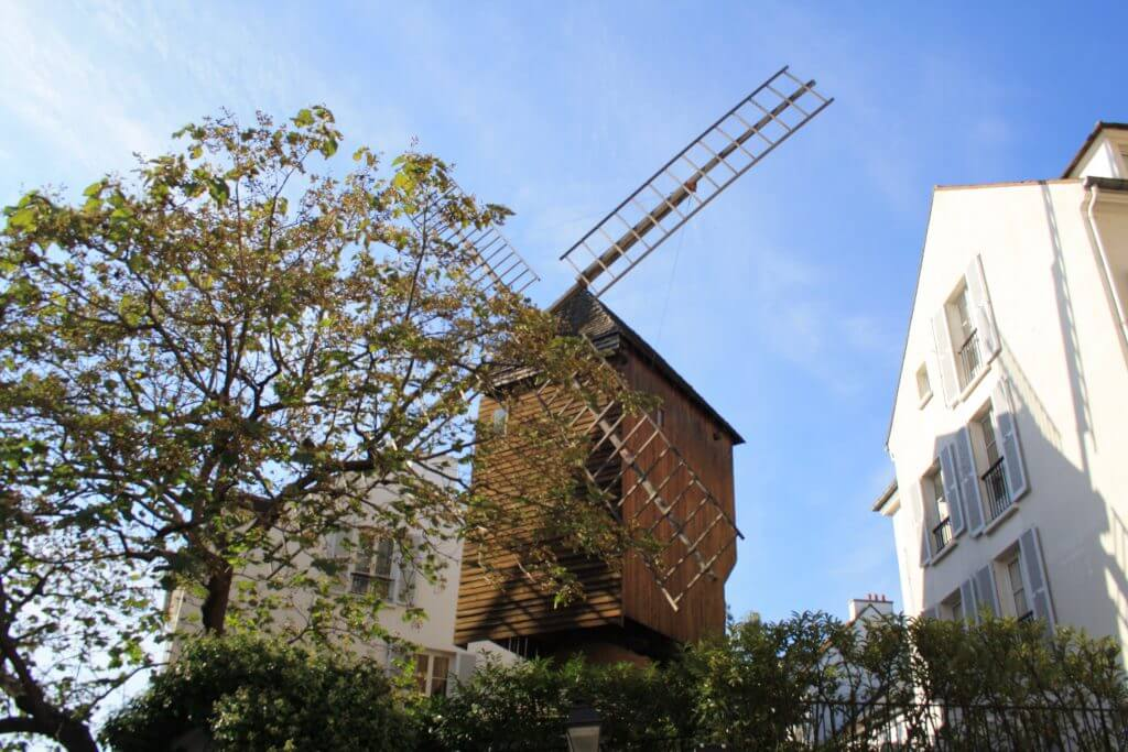 Moulin de la Galette, Paris
