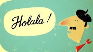 Holala in the French language