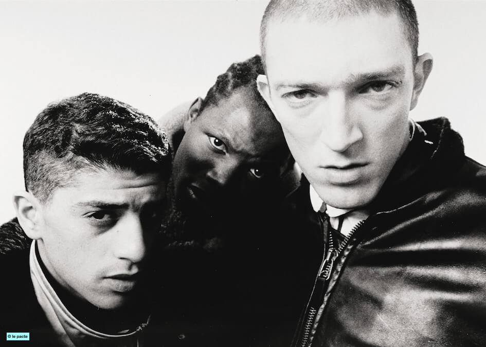 French film La Haine - Best Movies for French Learners
