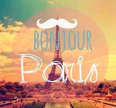 French greetings bonjour Paris