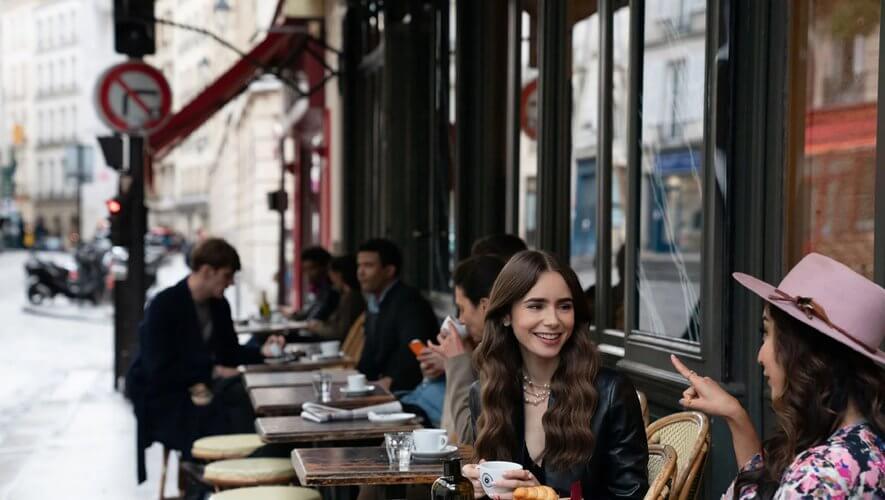 French Café Conversation